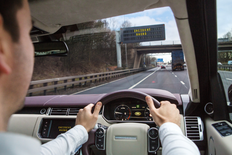 Why the future of driving is closer than you think…
