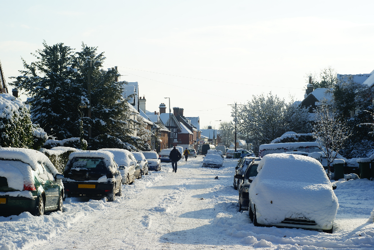 Be prepared next time with this winter driving checklist