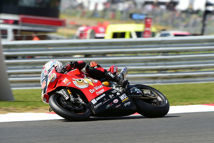 """A strong qualifying for race one is key for me now to challenge at the front in both races."""