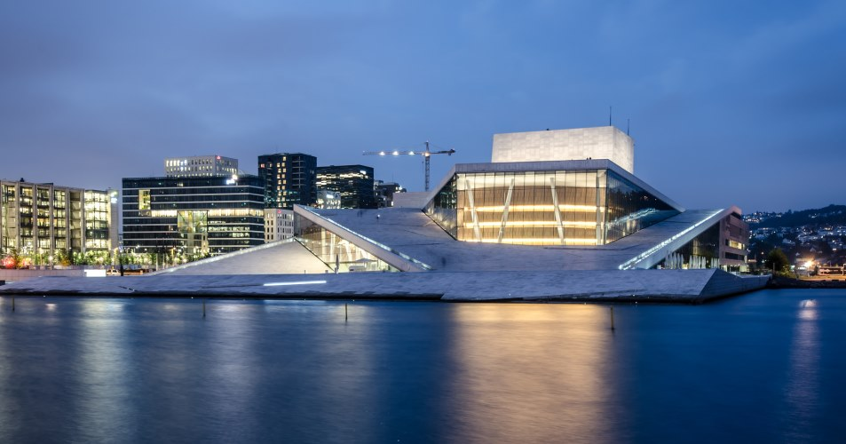 Will we ever get a truly car-free European city? - Oslo Opera House
