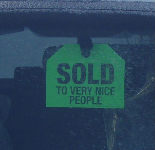 New Car for Sale - Be Wiser