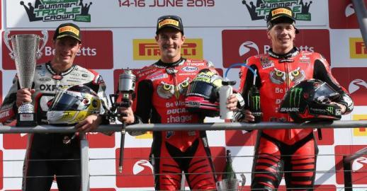 "Josh Brookes: ""We have shown good pace so far this year and the plan is to maintain our focus when we arrive at Knockhill."""