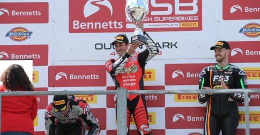 "Josh Brookes: ""When you ride for the PBM team, people expect you to win and it's hard to maintain that level, so I'm delighted to get my first wins for them at round two."""