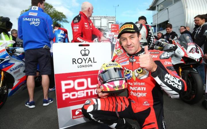 Destination Donington For Brookes And Redding