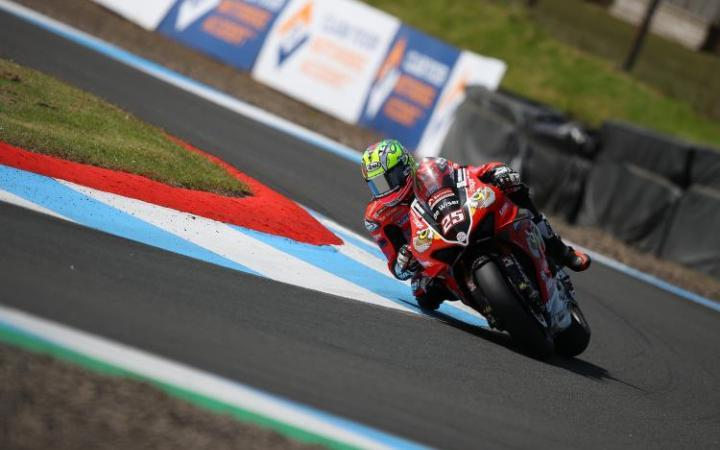 "Josh Brookes: ""I want to immediately bounce back after Knockhill and put the disappointment of not scoring a podium well and truly behind us."""