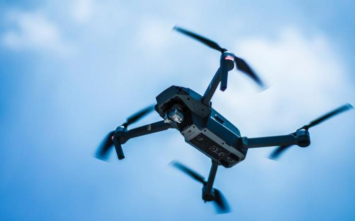 Drone set to be used by police to catch dangerous and speeding drivers in London