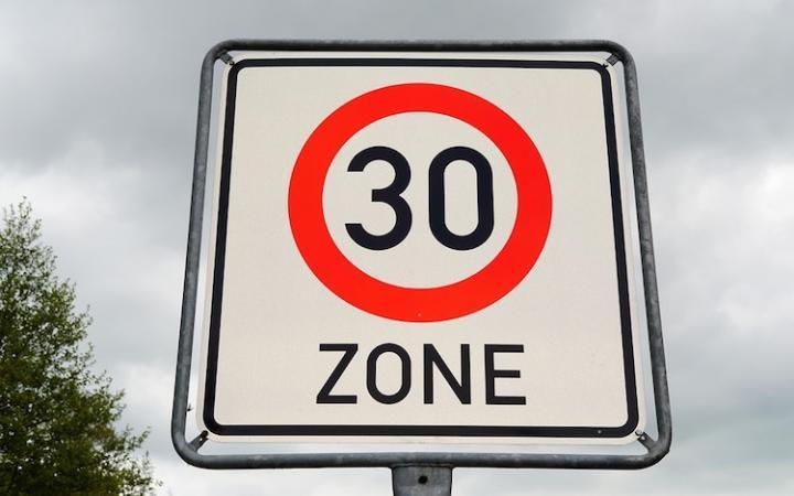 More than half of car drivers break 30mph speed limits, says Government