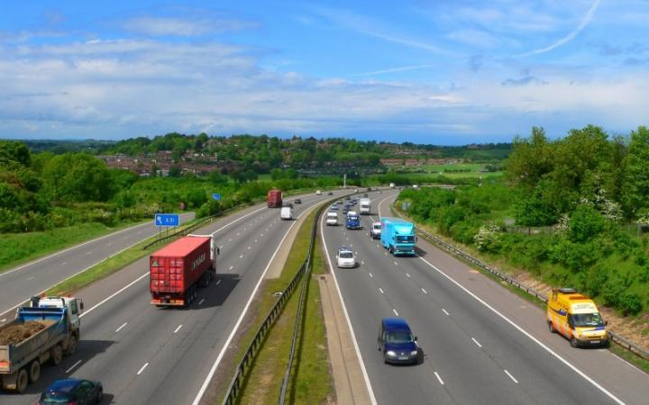 Motorists are avoiding using hard shoulders on smart motorways