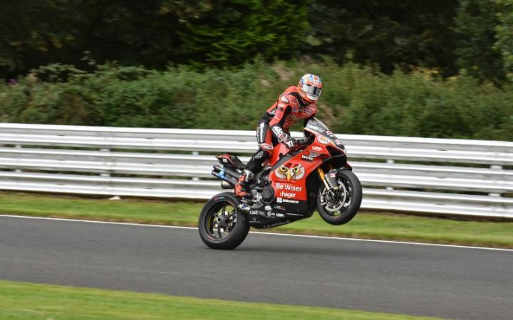 First Blood To Brookes At Oulton Park