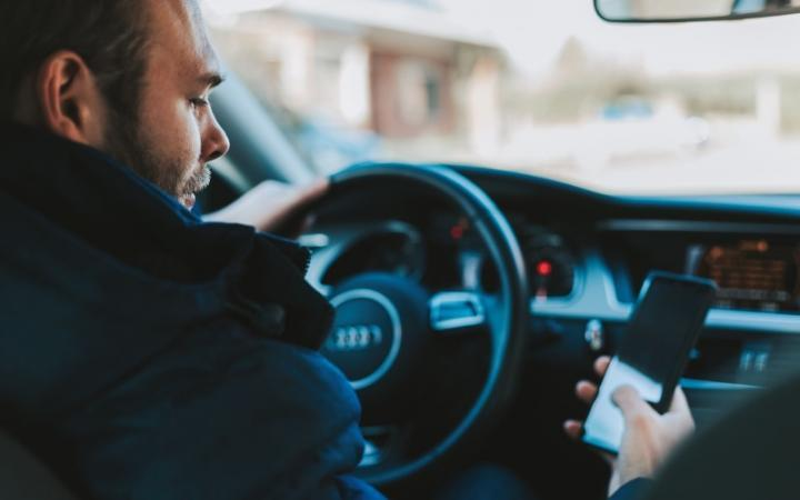 The Law And Using Your Mobile When Driving