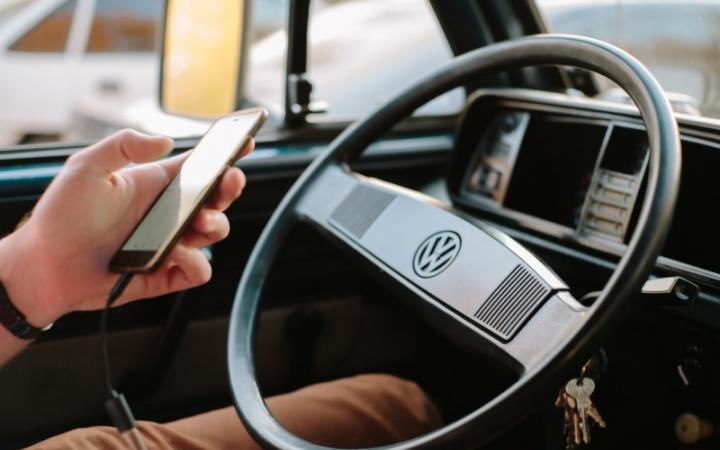 Filming with a mobile phone whilst driving loophole is set to be closed