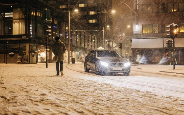 British motorists are unprepared for winter weather breakdowns