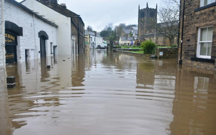 Payouts from the Yorkshire and Midlands floods to hit £110m