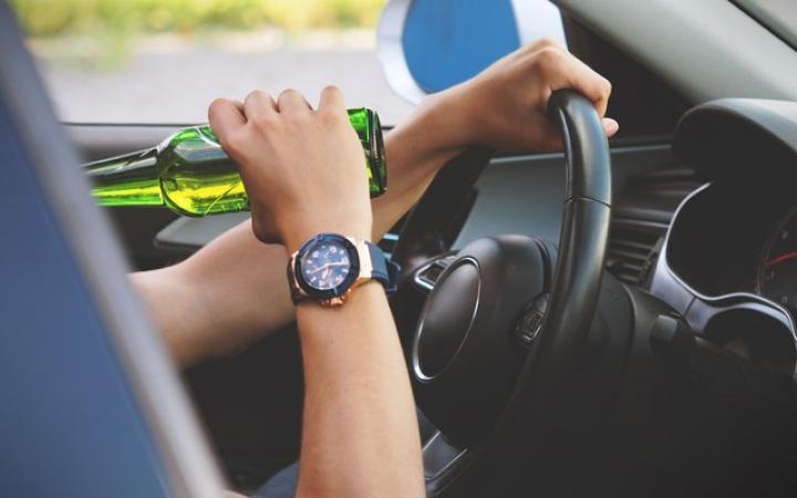 Drink-driving crashes have increased 4% year on year