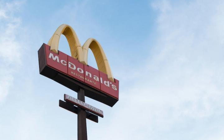 McDonalds will be installing EV chargers at its drive thrus across the UK