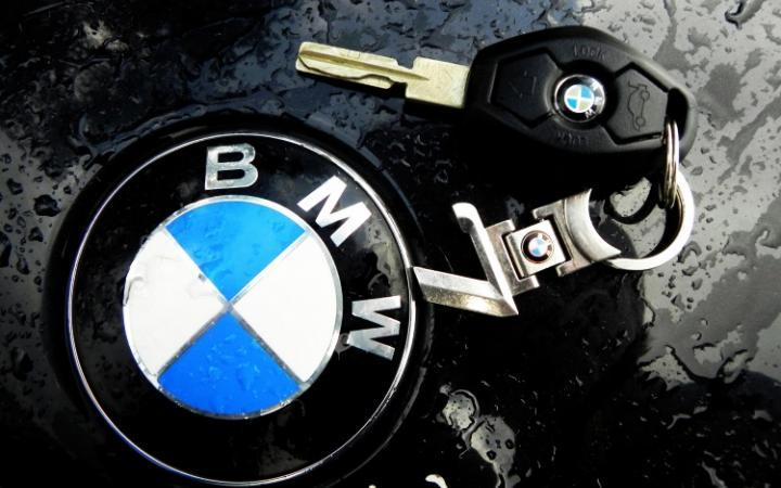 BMW is looking to give up car keys for good