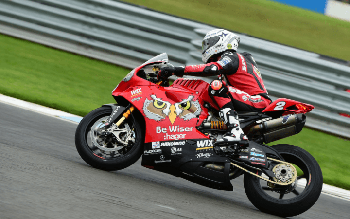Title Defence Starts For Shakey At Donington Park