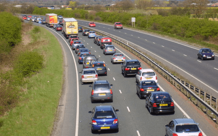 Beware of 'Frantic Friday': RAC warns of huge delays on 22nd December as 1.25 million motorists take to the roads before Christmas.