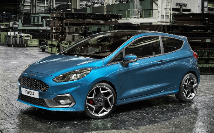 What is it like to drive the new Ford Fiesta ST?