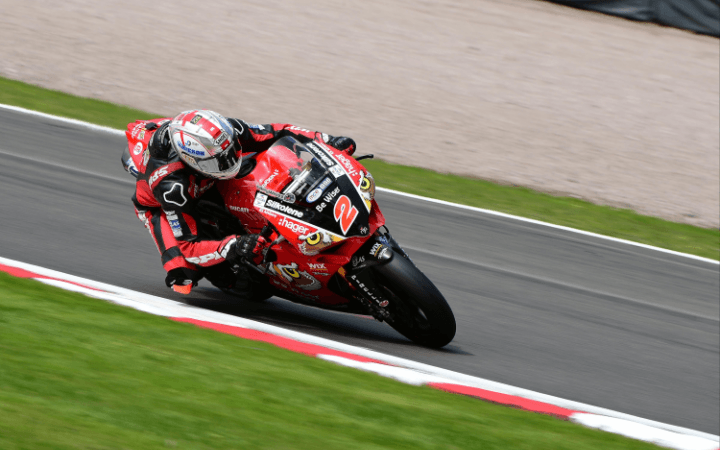 Byrne And Irwin All In For Assen