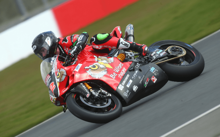 Donington Dreaming For Byrne And Irwin