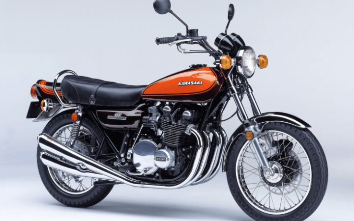 Kawasaki Z900RS retro imminent