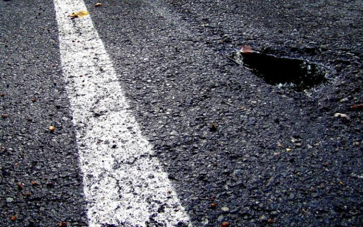 Pothole damage to cars has risen by almost a third in 12 months