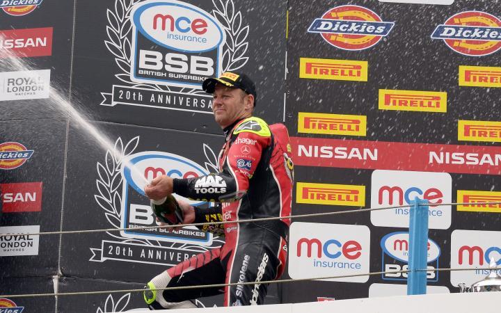 Byrne Holds Advantage Following Assen