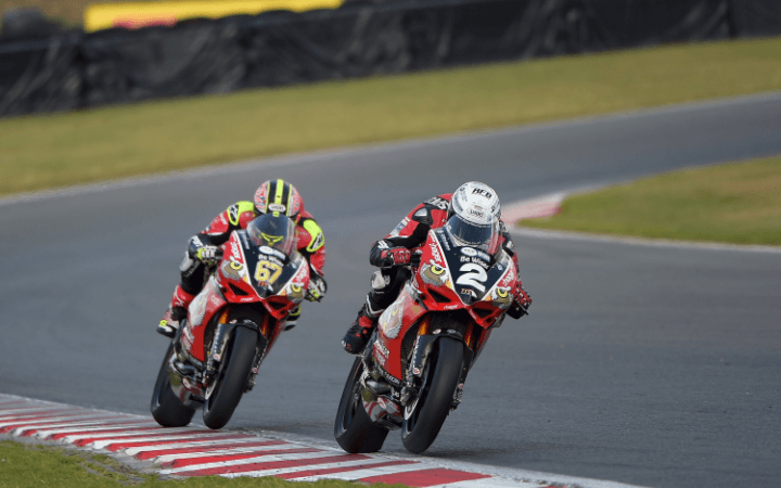 Cadwell Calling For Be Wiser Ducati