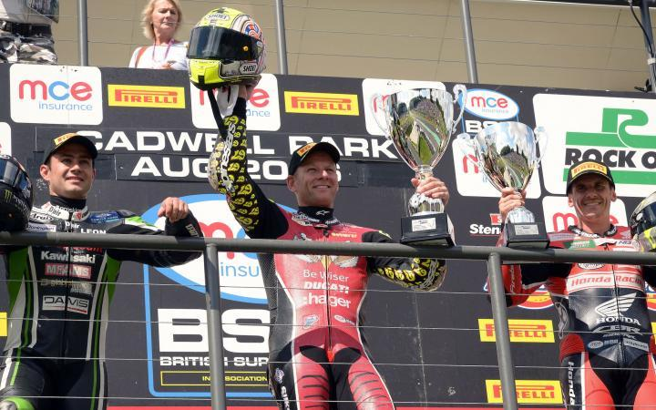 Byrne Victorious Again At Cadwell Park