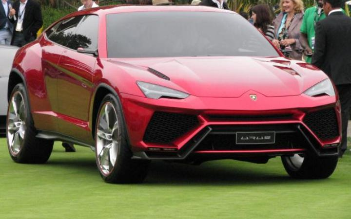 Italy To Make Lamborghini's First SUV