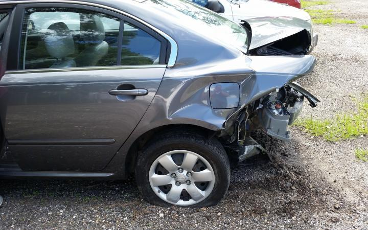 What Should You Do in the Event of a Car Accident?