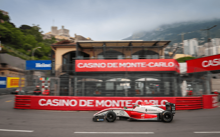Frank Misses Out In Monaco