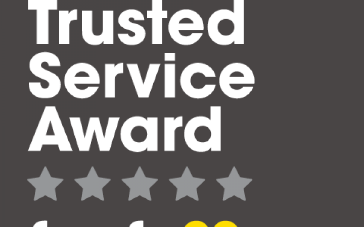 Be Wiser Awarded Feefo Trusted Service Award 2018