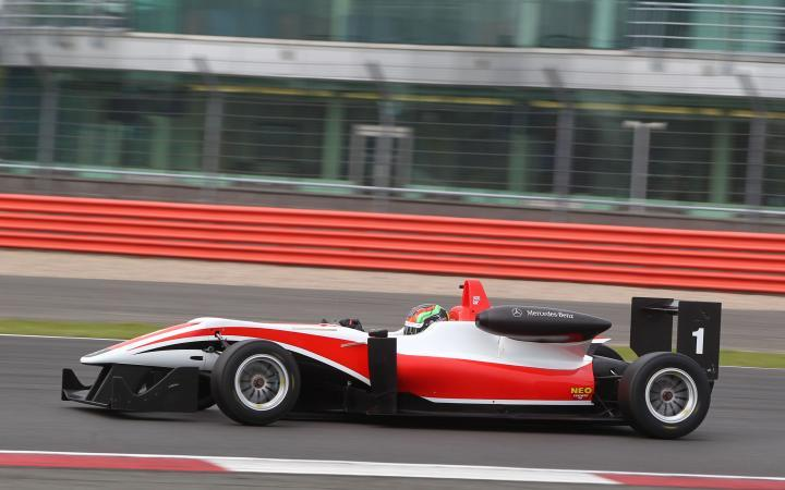Frank Heads To Snetterton After F3 Experience