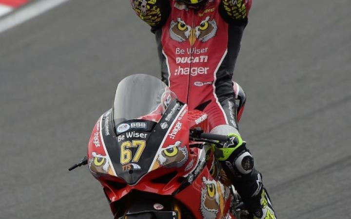 Be Wiser Ducati Aiming For More Scottish Success