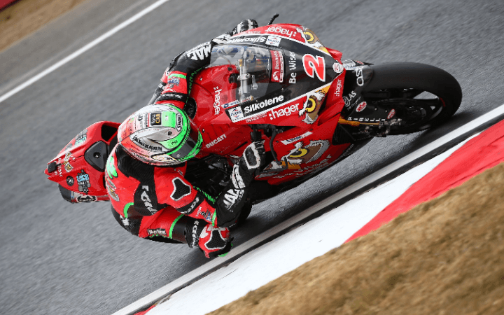 Glenn Irwin Clinches Sensational Brands Hatch Pole
