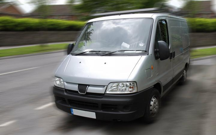How Can You Protect Your Van From Theft?