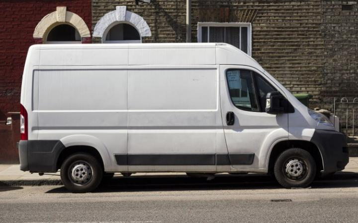 Van Sales Hit Record High – But Half Are Unsafe To Drive